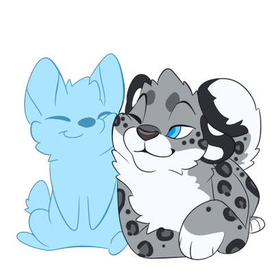 Furry Telegram Stickers - Pulex